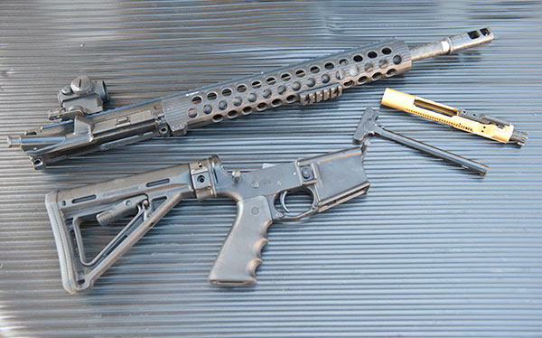 How to Properly Clean an AR-15 – Ohio Ordnance Works
