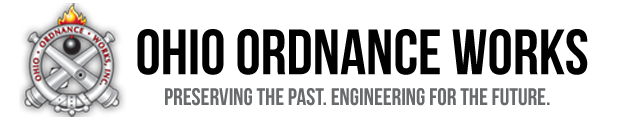 Ohio Ordnance Works Retina Logo